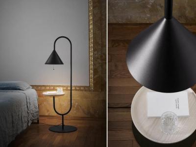 Lamp met tafel Ozz